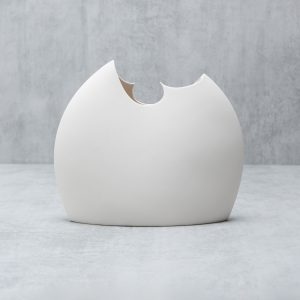 Pianca Ceramics - white flower vase - white ornaments for living room - white home decor - white living room decor - white decor - modern white living room - white vase decor - contemporary white living room design ideas