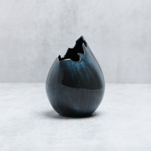 Pianca Ceramics - contemporary blue - contemporary interior design