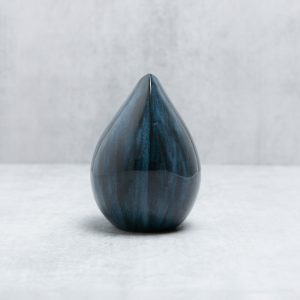 Pianca Ceramics - sky blue vase - blue vases for centerpieces
