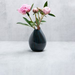 Pianca Ceramics - blue and white porcelain vase - blue and white pottery vases