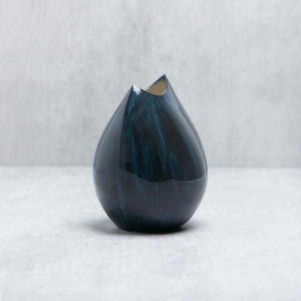 Pianca Ceramics - blue and white vase