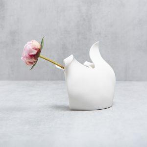 Pianca Ceramics - sculptural vase - unique handmade pottery