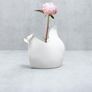 Pianca Ceramics - sculptural vase - unique vase