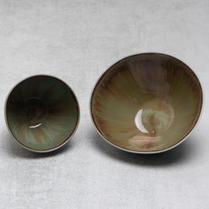 Pianca Ceramics - grey ceramic - grey home decor - grey bowl - Grey Ceramic Bowl - grey pot - grey home accessories - grey porcelain