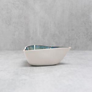 Pianca Ceramics - porcelain centerpiece - ceramic candle holder