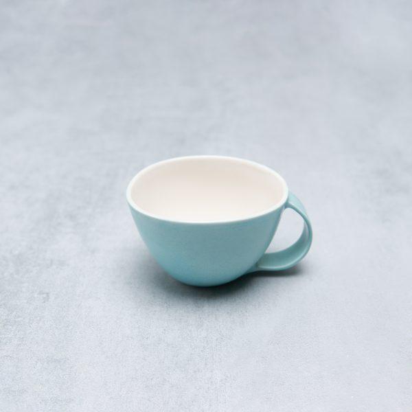 Pianca Ceramics - blue ceramic cup - unique ceramic mug - ceramic cup - handmade pottery cup - light blue cup - coffee ceramic cup - handmade ceramic cup - ceramic cups for tea - teacup pottery - cup ceramic