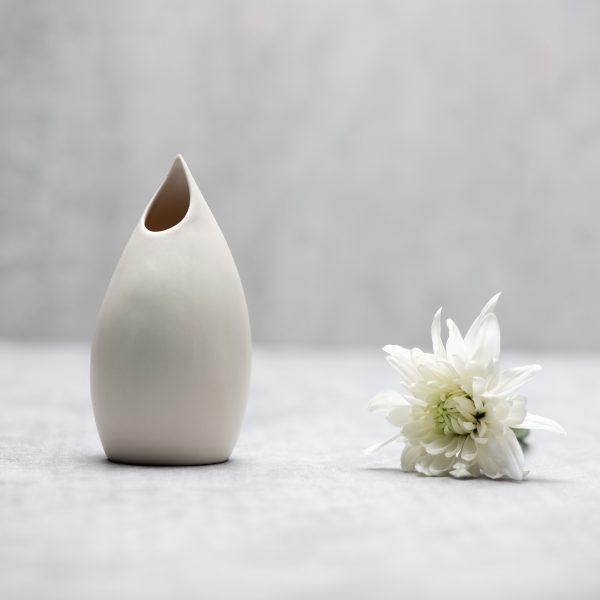 Pianca Ceramics - satin vase