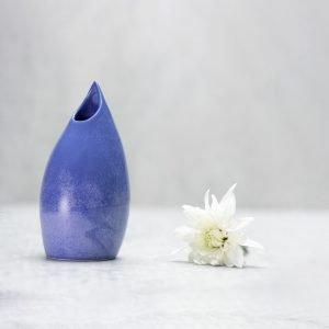 Pianca Ceramics - violet vase